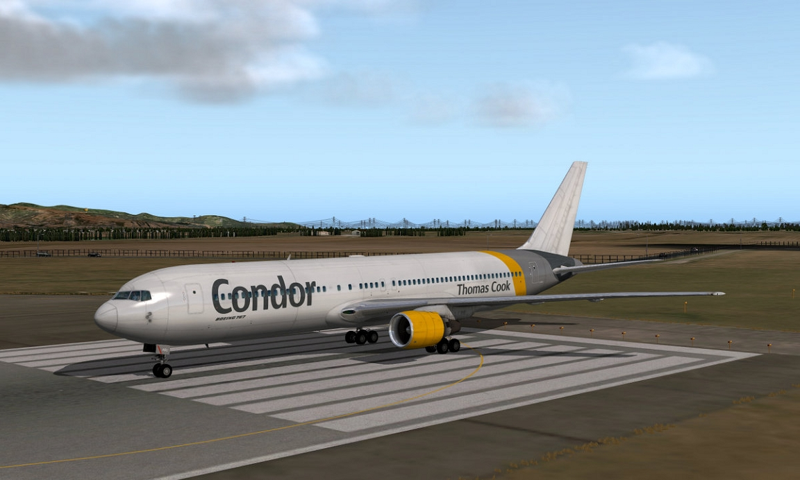 Europe Livery Pack #1 for 767-300