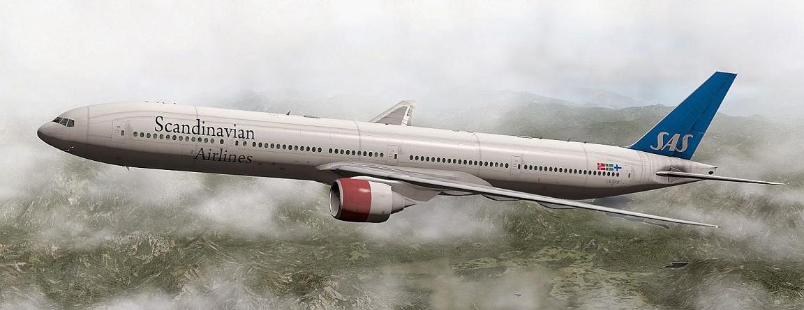 Livery Pack #2 for Boeing 777-300ER