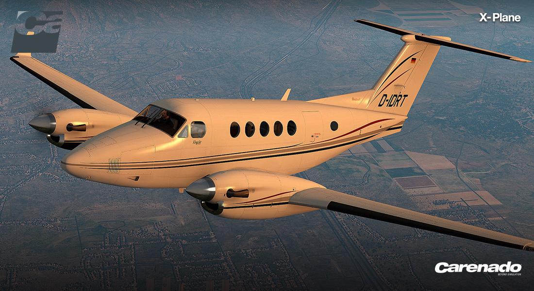 B200 King Air Hd Series