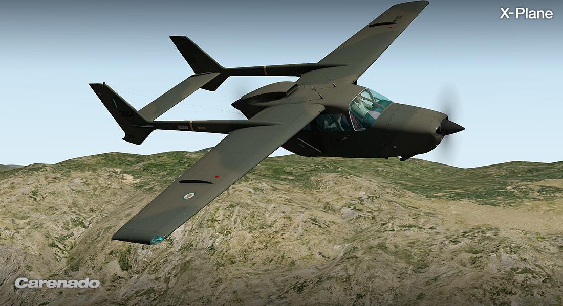 C337 Skymaster HD Series