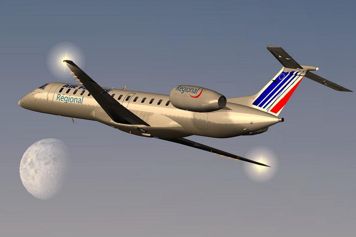 Embraer ERJ 140 Regional Jet