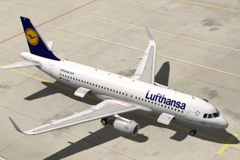 JARDesign Airbus A320 Neo