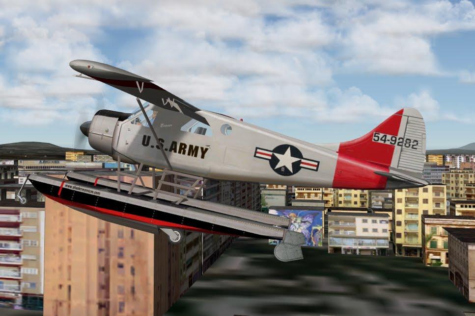 Bush Plane For Sale >> DHC-2 Beaver Package