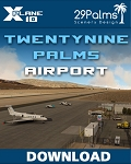KTNP Airport - Twentynine Palms