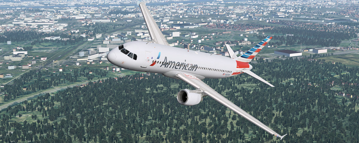 x plane airbus a320 download