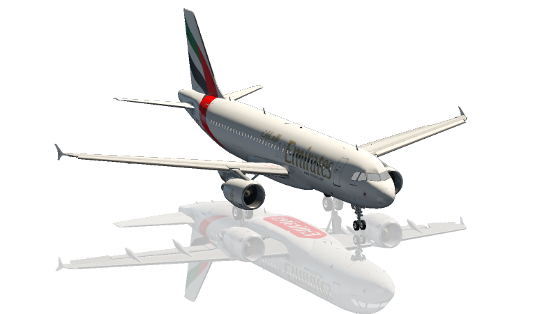 Africa & Middle east Livery Pack for FF A320