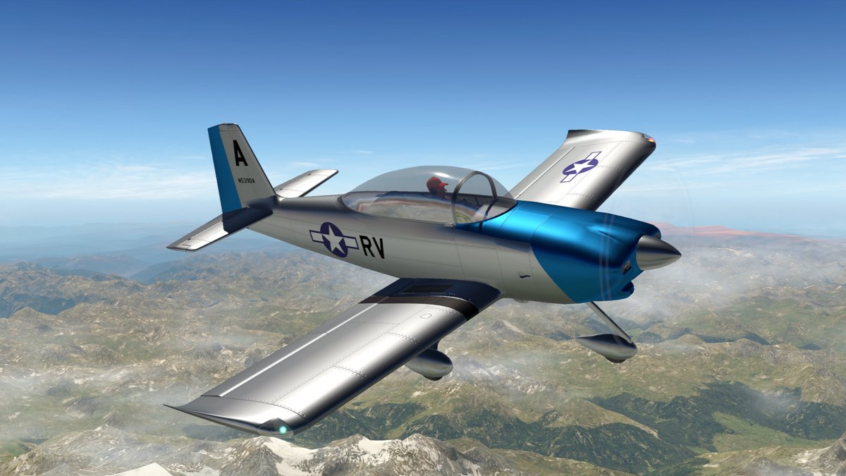 Van's RV-8 /8A Duo