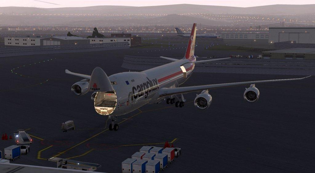Boeing 747-8 Series