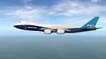 B 747-8 Inter Anniversary Edition