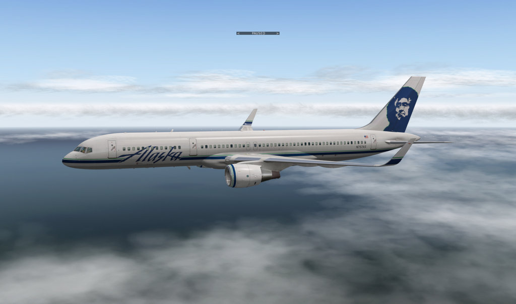 North American Livery Pack For 757 200 V2