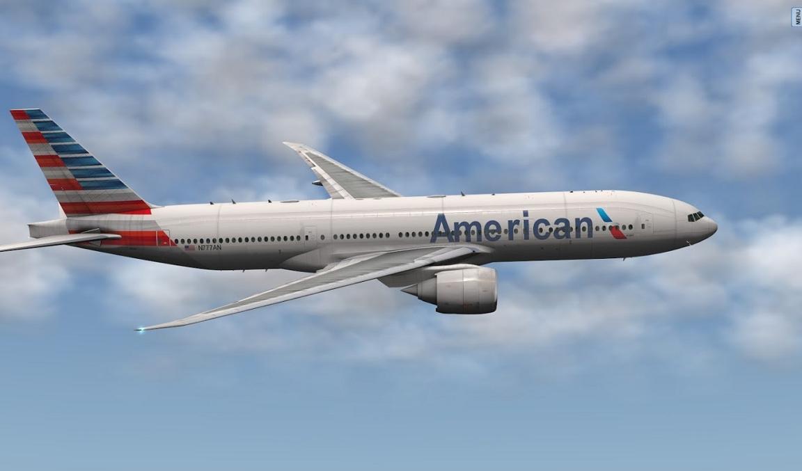 Boeing 777 Worldliner Pro- Extended Pack