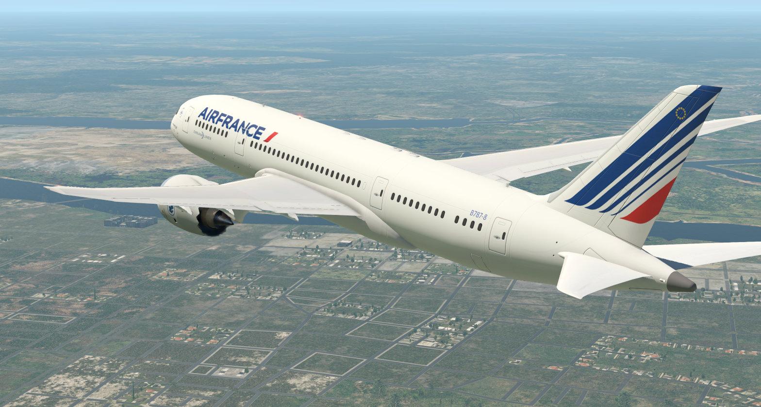 Boeing 787 Dreamliner XP11