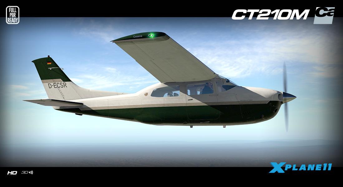 CT210M CENTURION II XP11