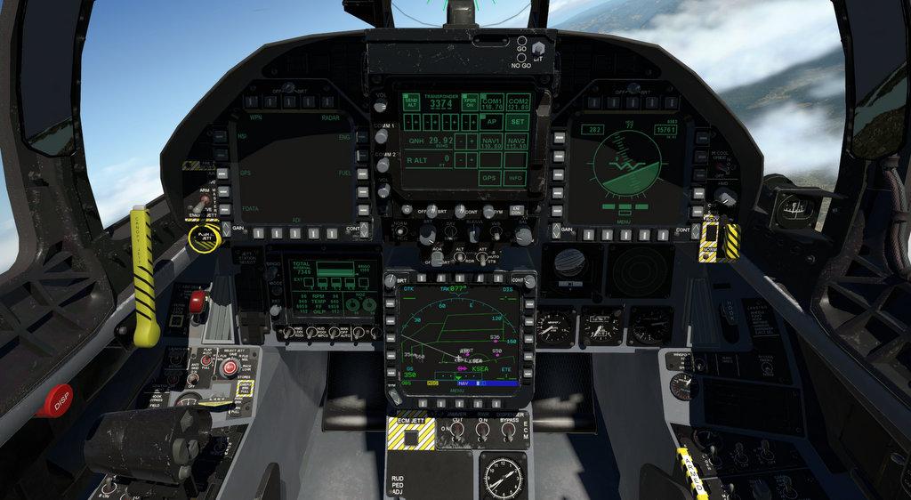 FA18-F Super Hornet