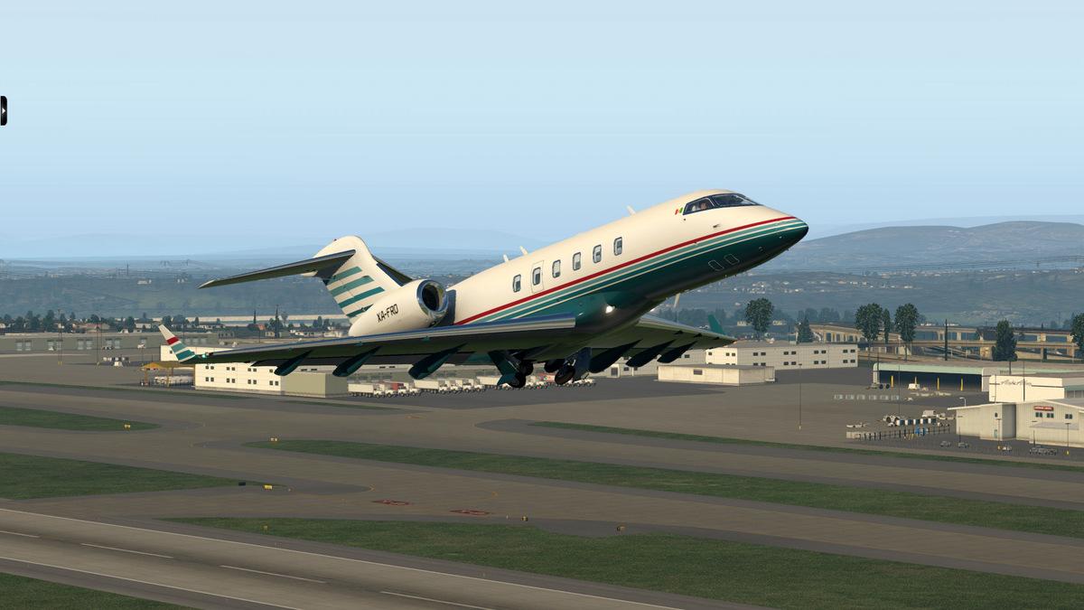 Bombardier Challenger 300 v2 Captain Edition XP11