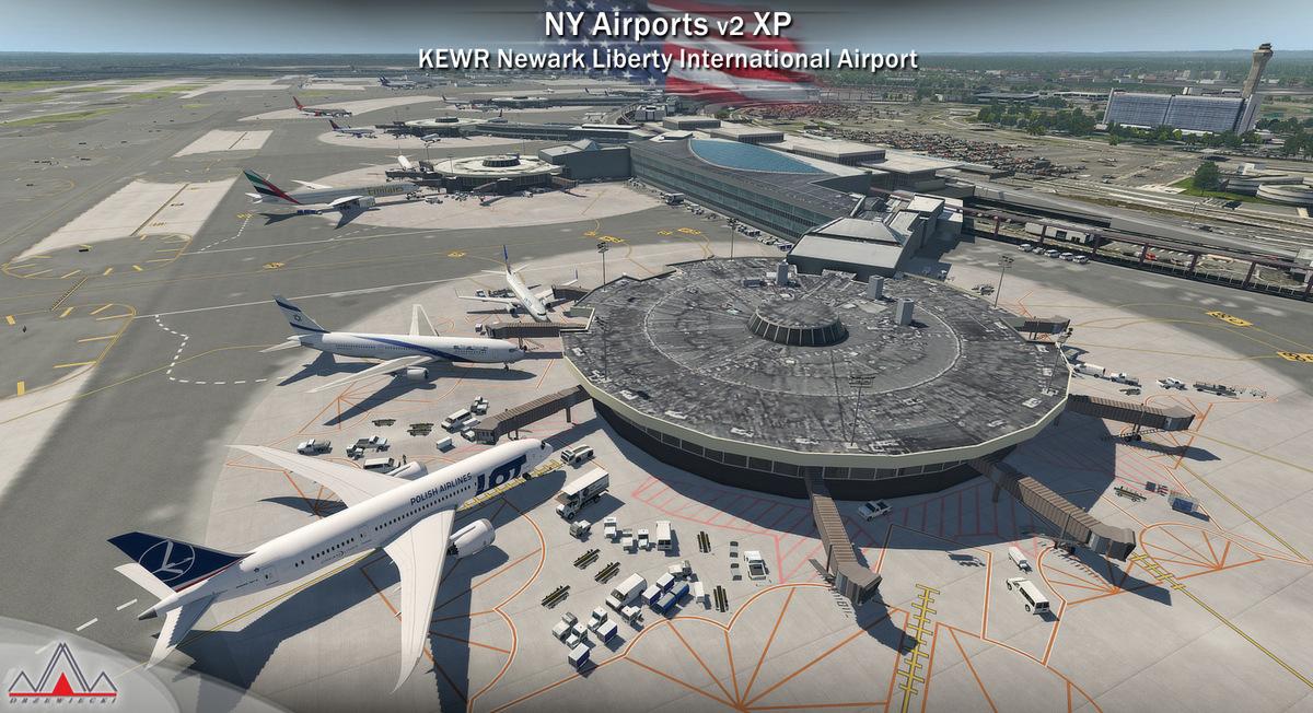 New York Airports XP v2 Volume 2