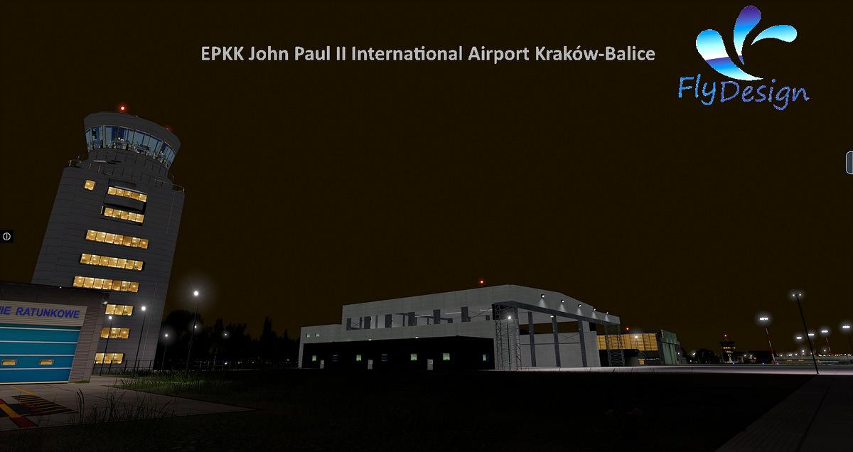 mac krakow airport