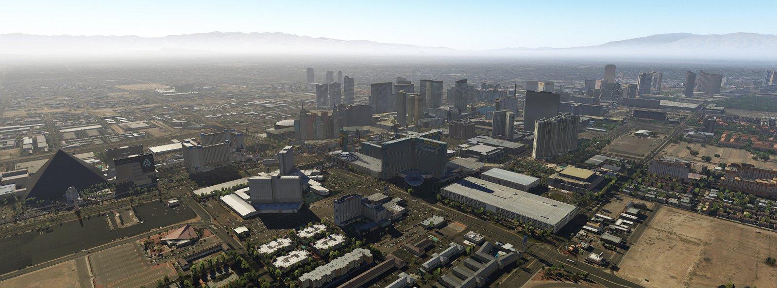 FlyTampa Las Vegas