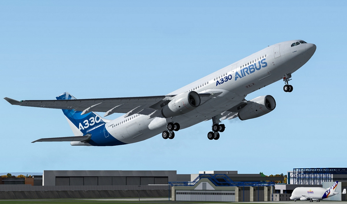 Airbus A330 243