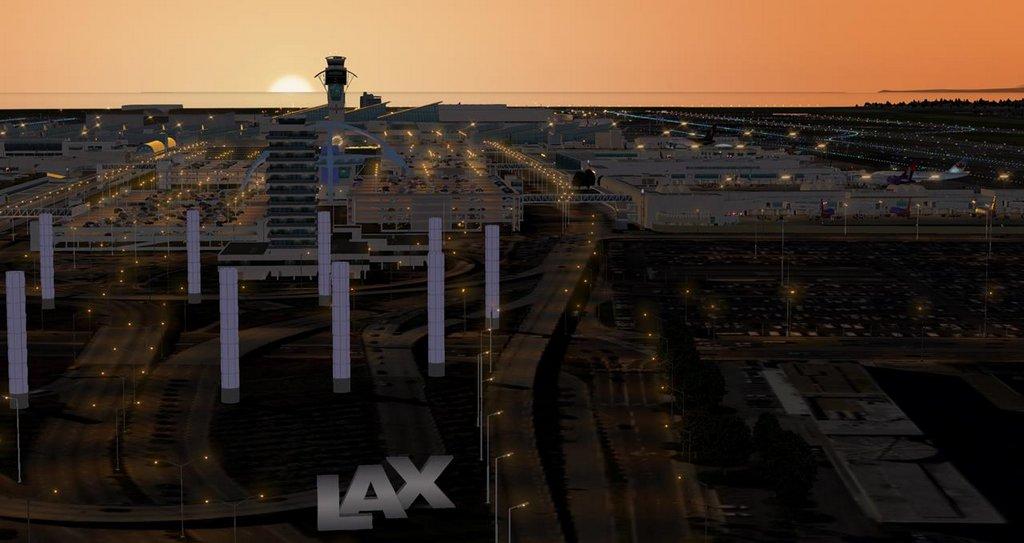 KLAX - Los Angeles International v2 5