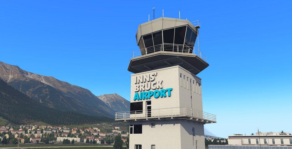 LOWI - Innsbruck Airport XP11