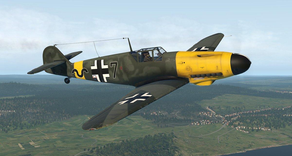 Messerschmitt Me 109 Bf