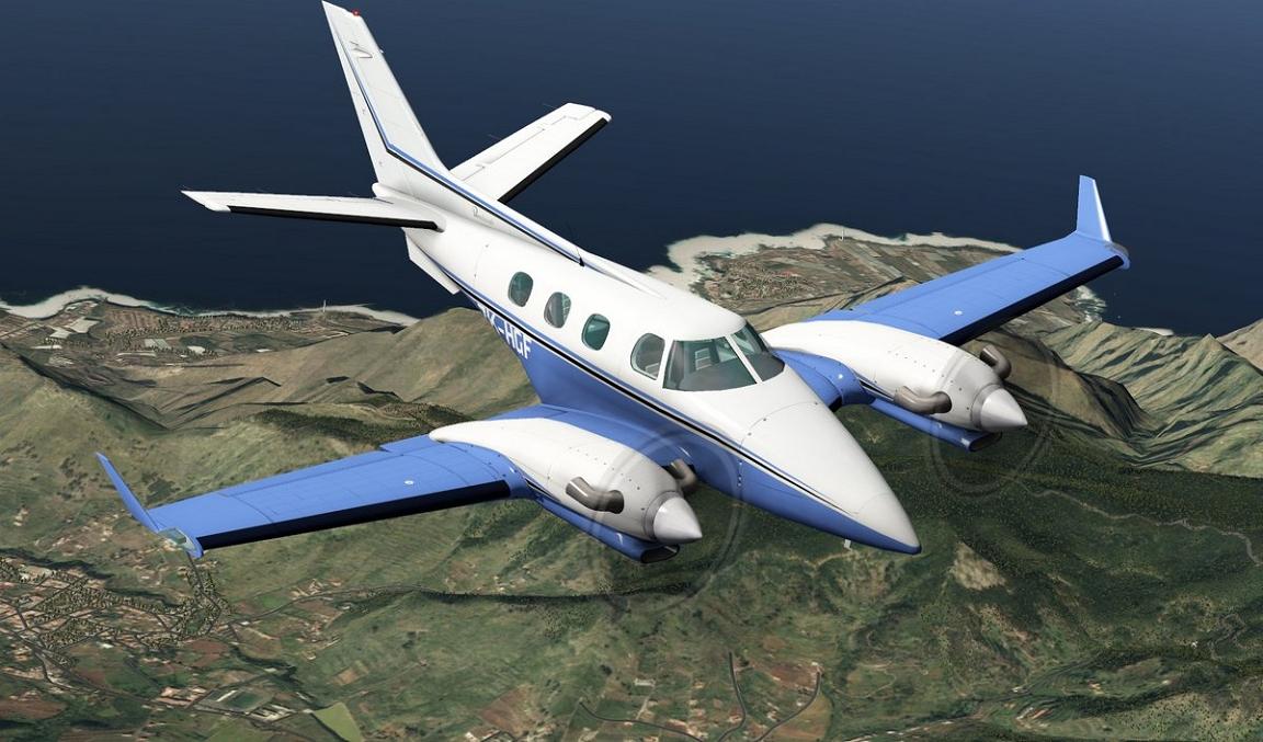 Beechcraft B60 Duke