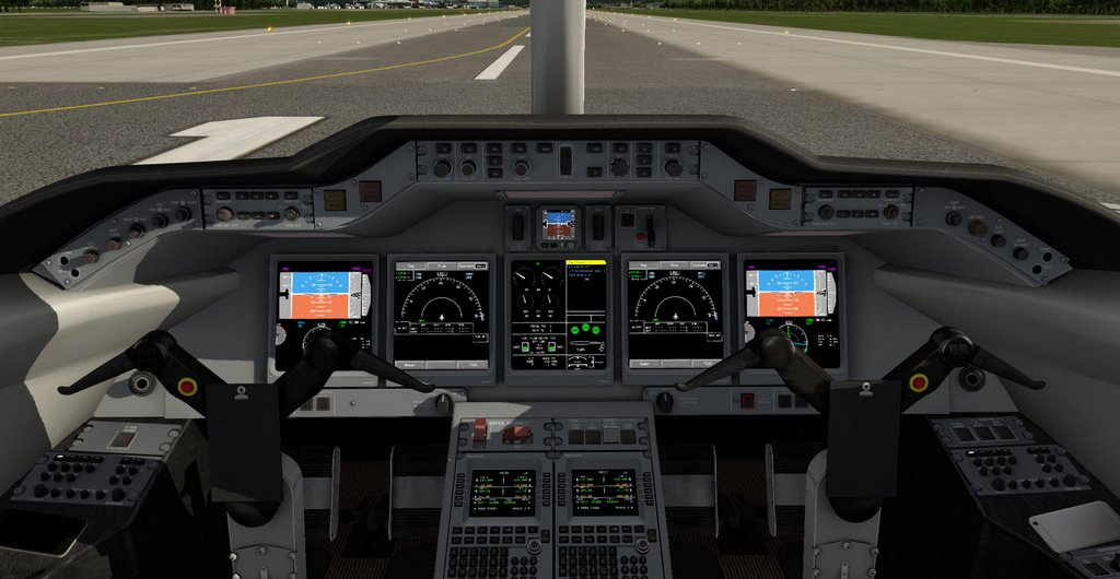 hawker 4000 xp11 review