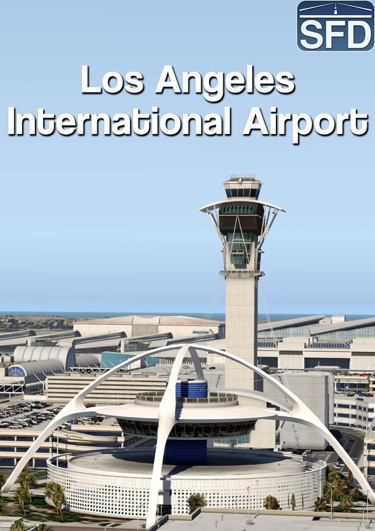 KLAX - Los Angeles International HD