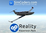 Reality Expansion Pack for Carenado PC12 XP11