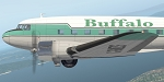 Fleet of Fancy #1: Buffalo Airways for VSkyLabs C-47 Skytrain