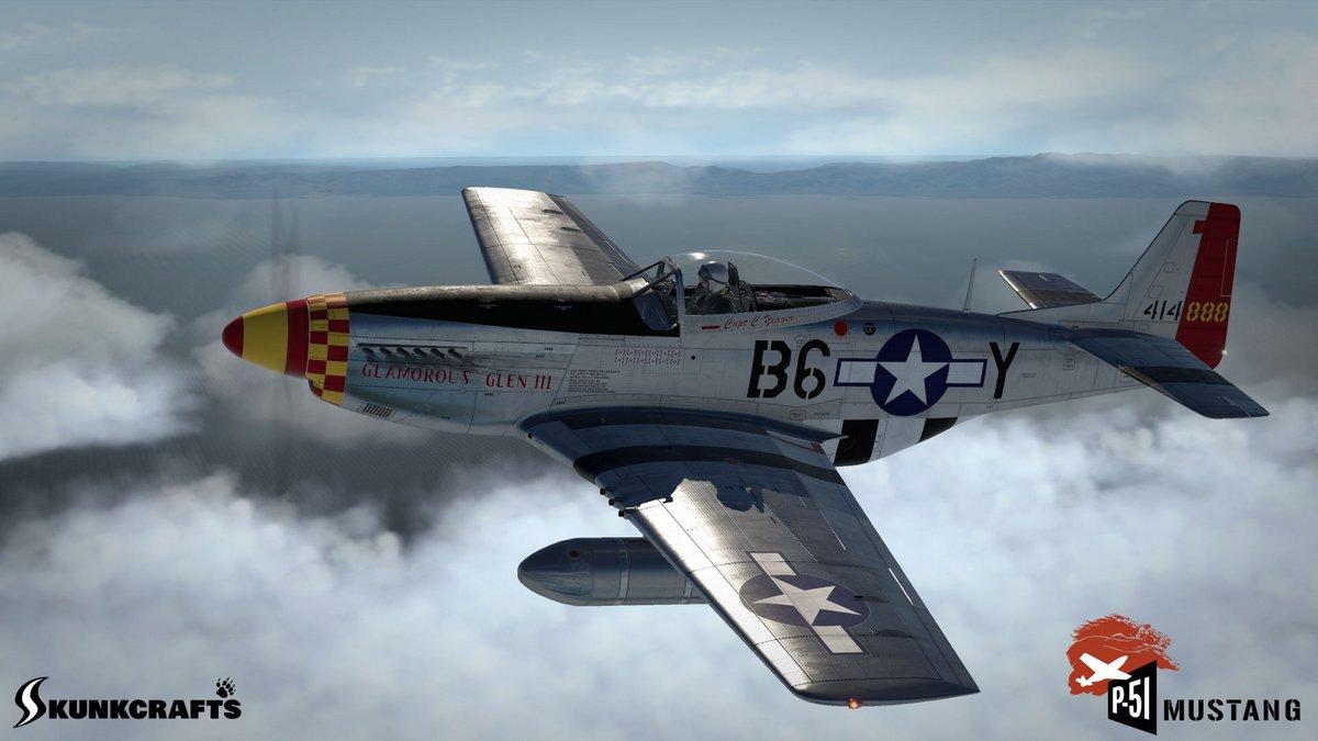 Mustang P 51 Xp11 Hd