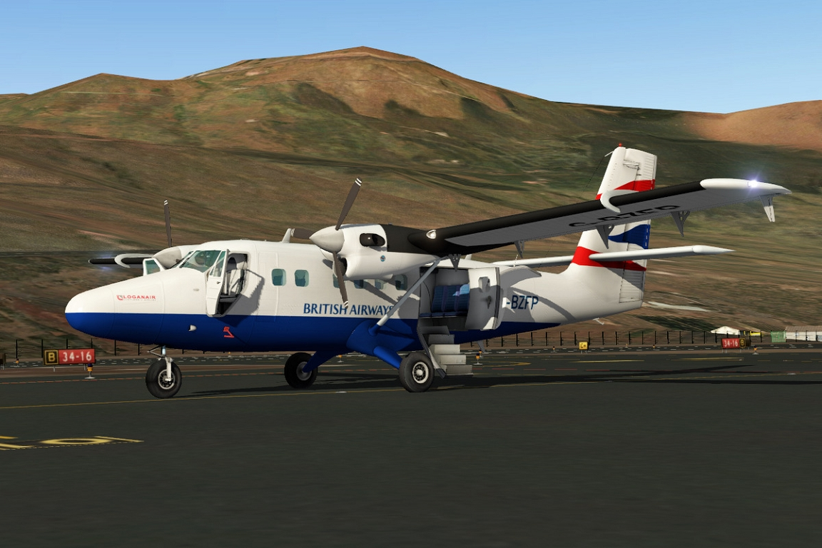 Dhc 6 Twin Otter 300 Series