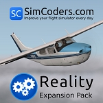 Reality Expansion Pack for Cessna Centurion210 XP10