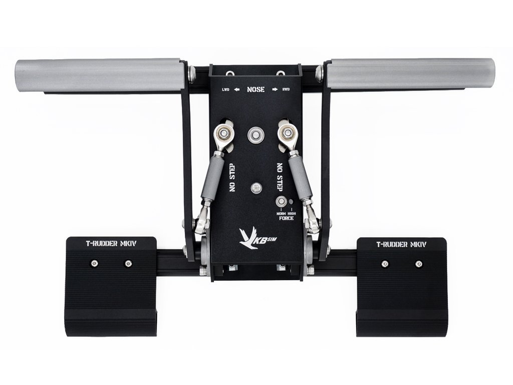 VKB T-Rudder Pedals Mk IV