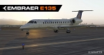 Embraer E135 by X-Crafts