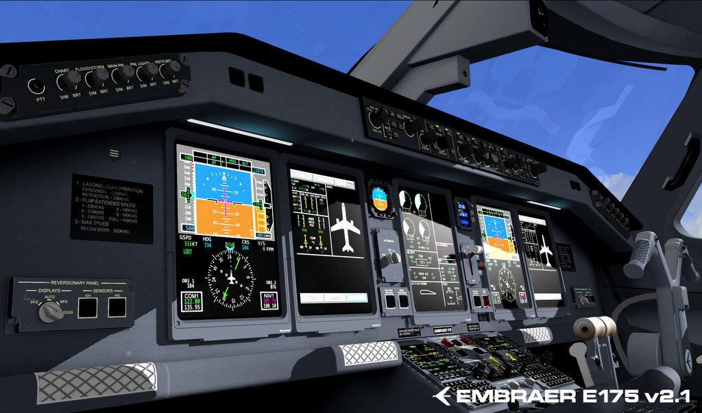 Embraer E-175 v2.4