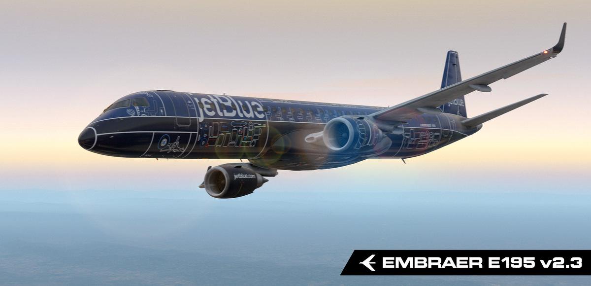 Embraer E-195 v2.4