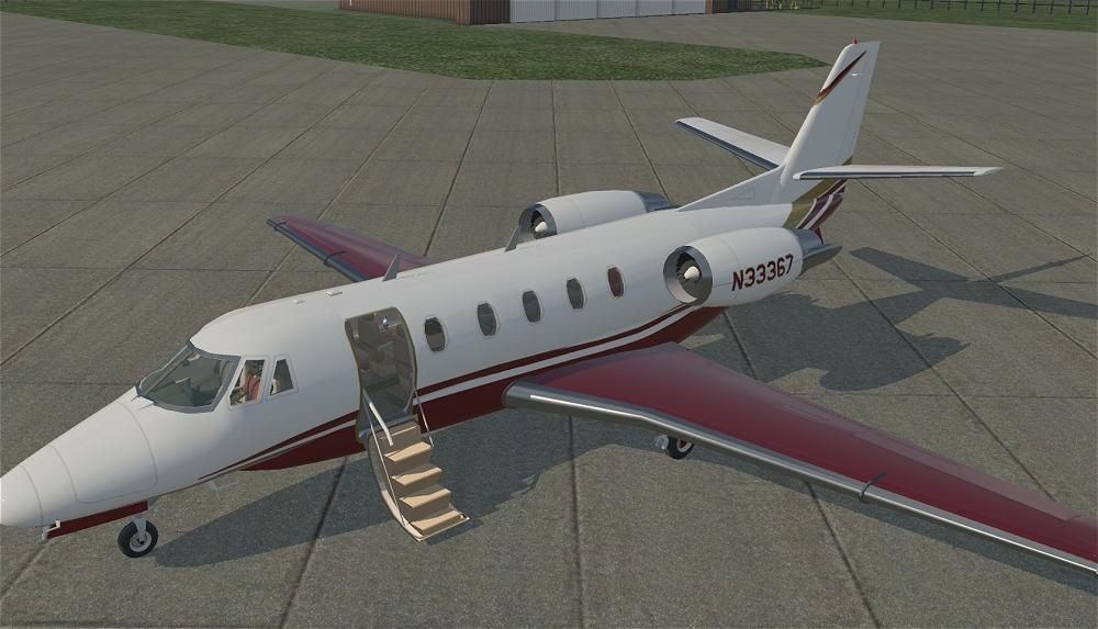 Cessna Citation Xls