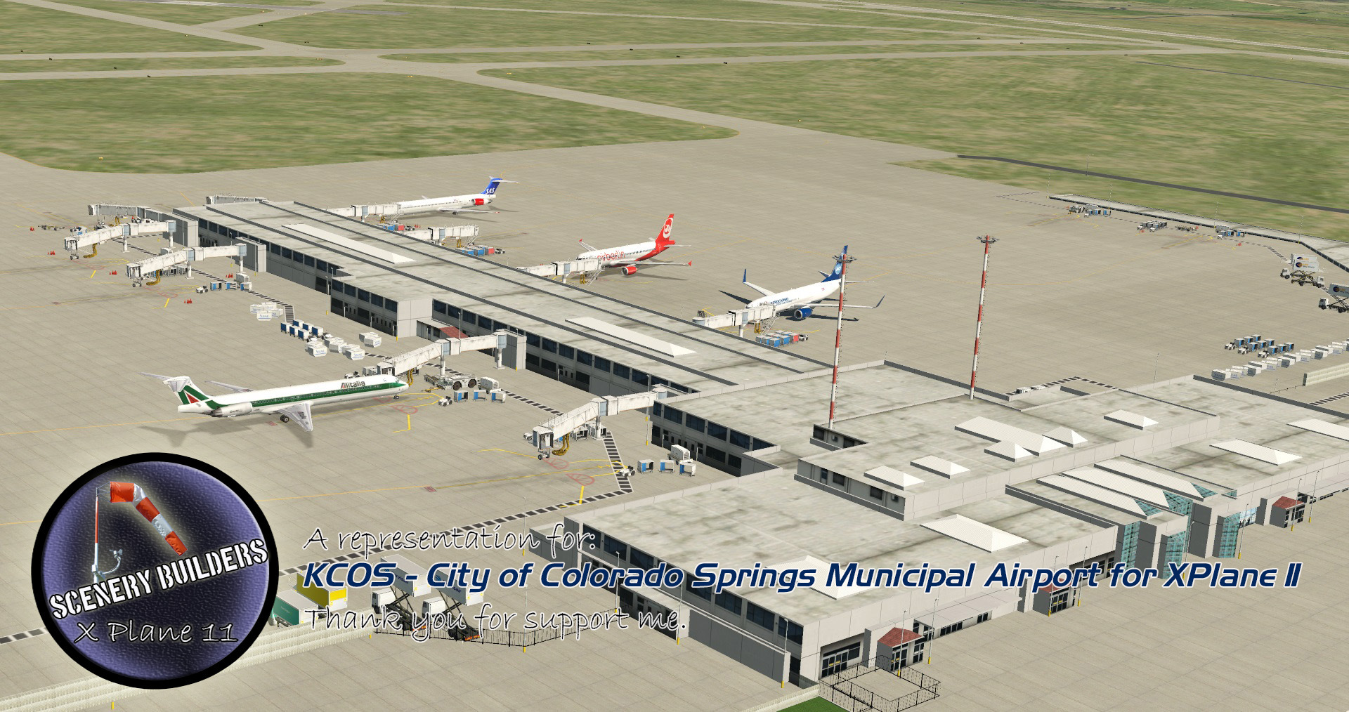 Colorado Springs Municipal Airport