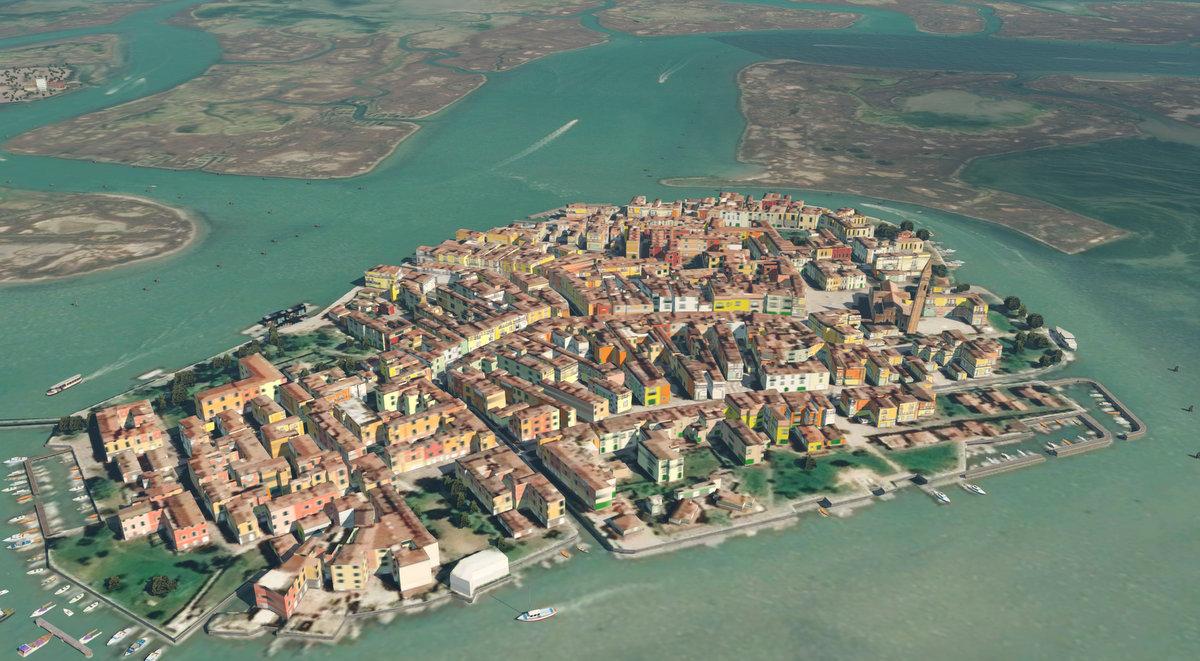 Venice - Venezia VFR