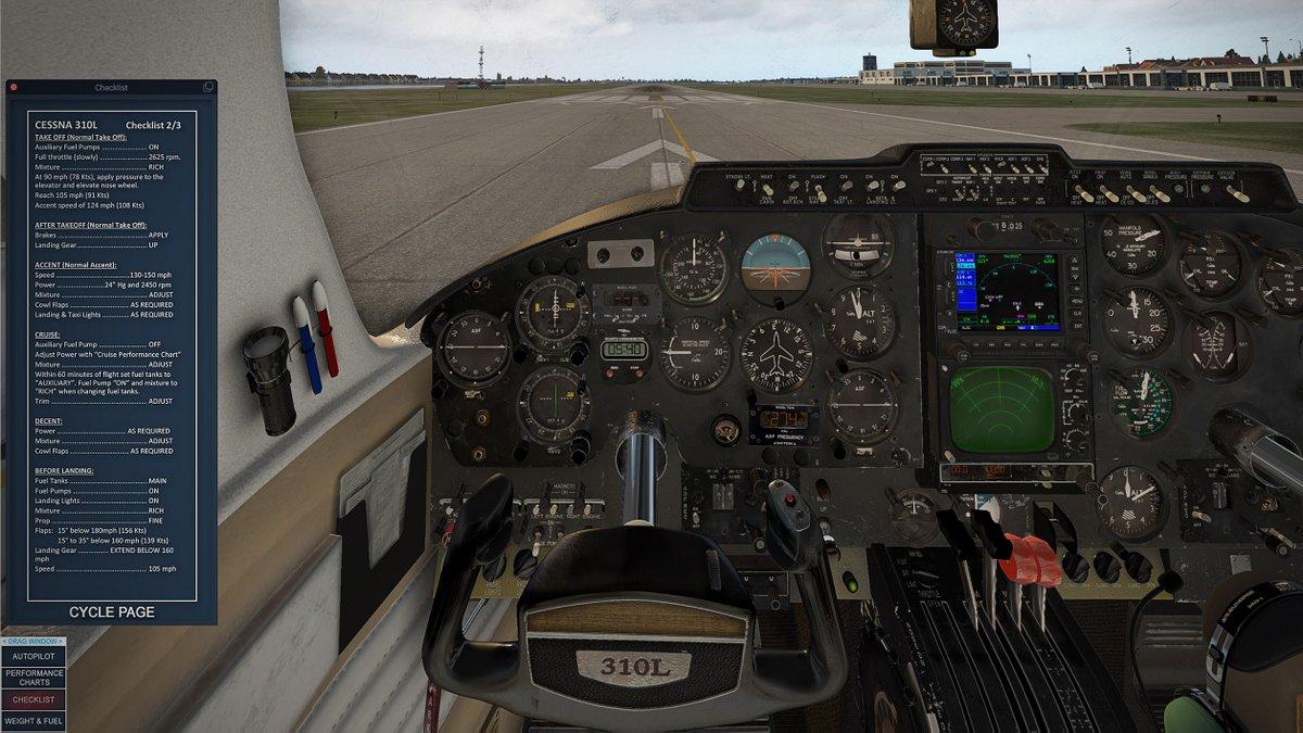 Cessna 310L