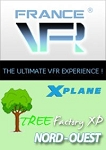 France VFR - TREE Factory XP - North West