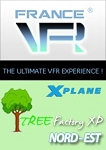 France VFR - TREE Factory XP - North East