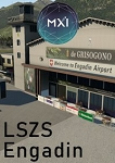 LSZS - Samedan Engadin Airport, Switzerland