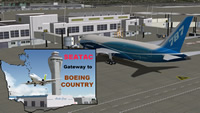 Seattle, WA - Gateway to Boeing Country