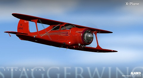 Staggerwing D17