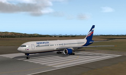 Europe Livery Pack #2 for 767-300