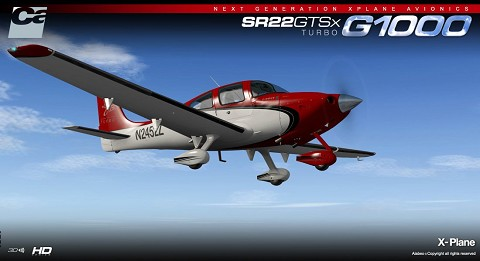 SR22 GTSX Turbo HD Series