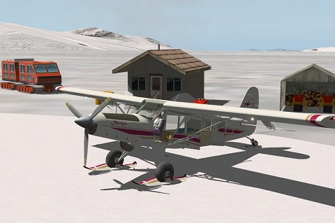 Sherpa K650T Turbine Bush Plane XP11